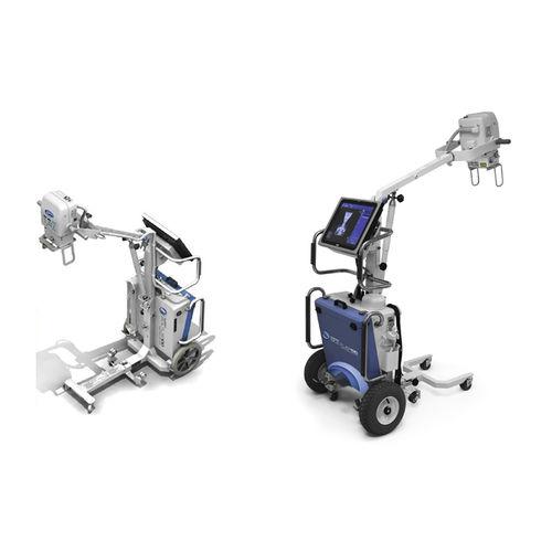 digital mobile radiography unit