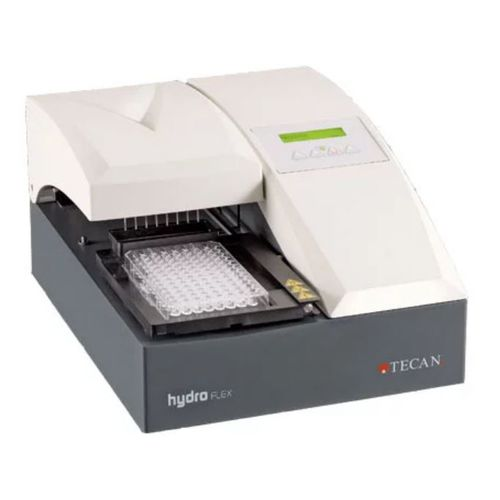 automatic microplate washer / ELISA test / for PCR