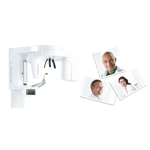 panoramic X-ray system / cephalometric X-ray system / dental CBCT scanner / digital