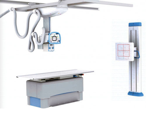 radiography system / digital / for multipurpose radiography / with table