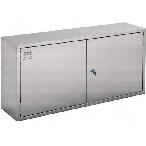 storage cupboard / for general purpose / hospital / with door