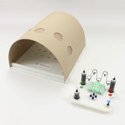 robotic surgery simulator / laparoscopy