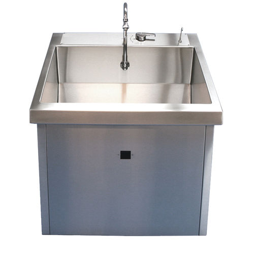 1-station surgical sink