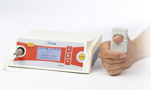 hemoglobin patient monitor / intensive care / compact / continuous