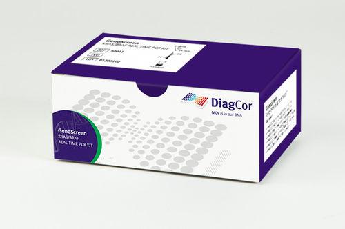 research test kit / colorectal cancer / for BRAF mutations / for KRAS mutations