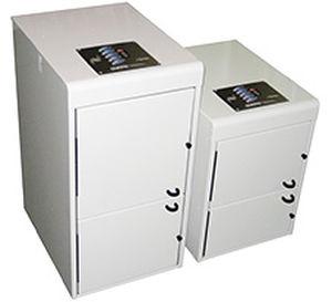 milling machine dust suction unit