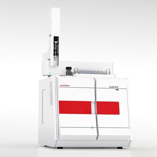 TN analyzer / TOC / laboratory / compact