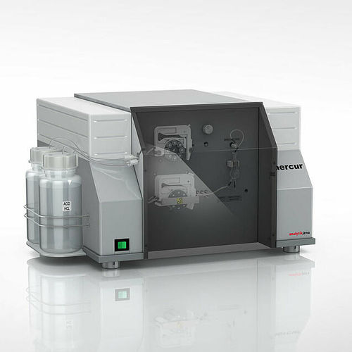 mercury analyzer / laboratory / compact / benchtop