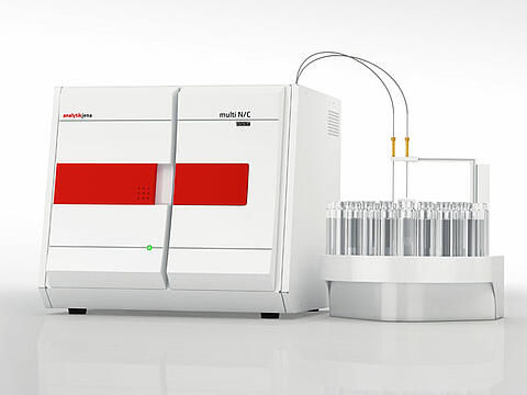 TOC analyzer / TN / laboratory / for the pharmaceutical industry
