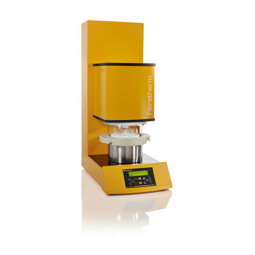 automatic laboratory extractor / fiber