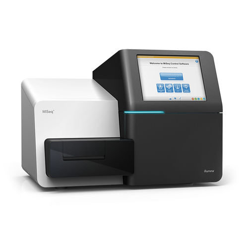 DNA next-generation sequencer / laboratory