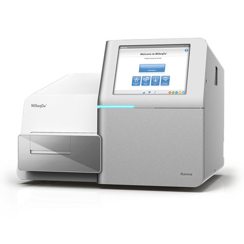 DNA next-generation sequencer / laboratory / clinical