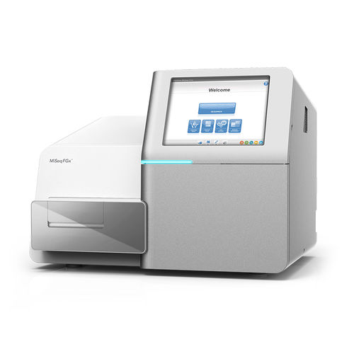 DNA next-generation sequencer / forensic medicine