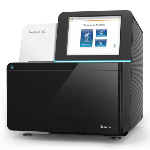 DNA next-generation sequencer / for RNA / laboratory