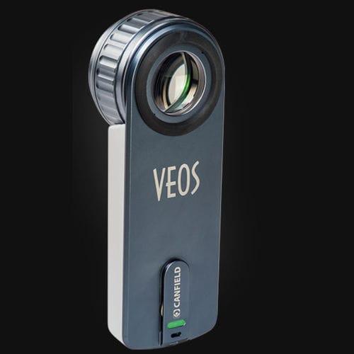 white LED dermatoscope / HD