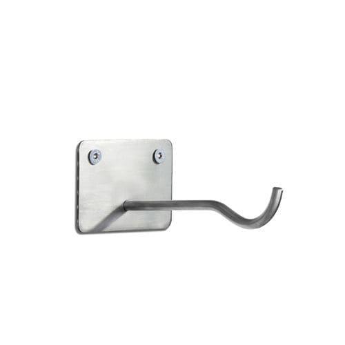 wall-mounted IV pole