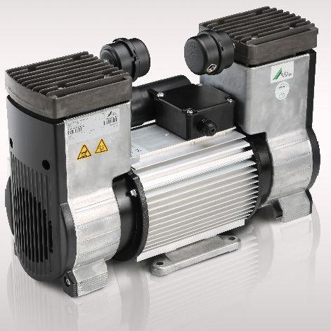 oil-free air compressor / piston