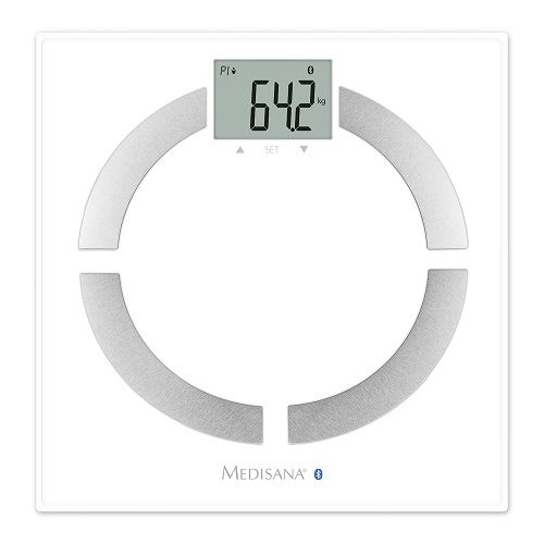 digital patient weighing scale / home / fitness / with digital display