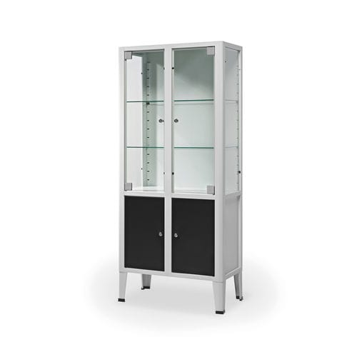 instrument display cabinet