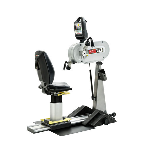 arm pedal exerciser / seated