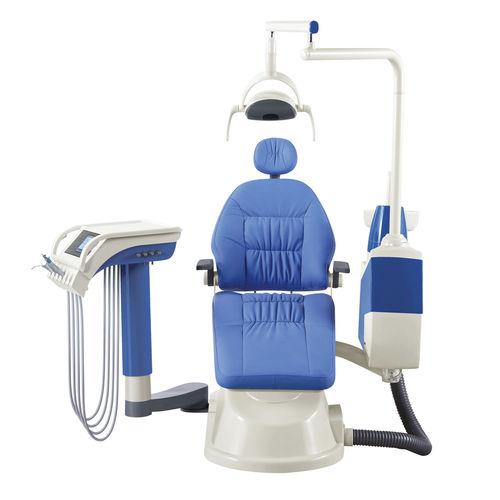 dental unit with light