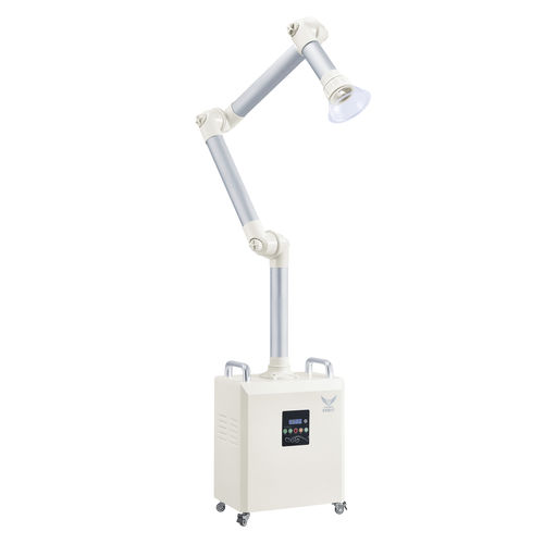 dental unit suction system
