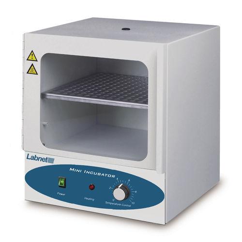 microbiological laboratory incubator / compact