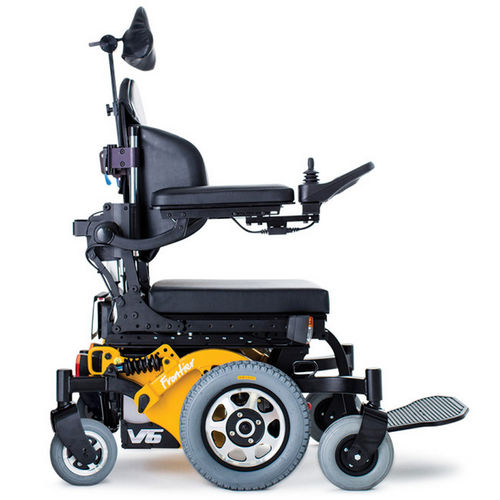 electric wheelchair / outdoor / all-terrain