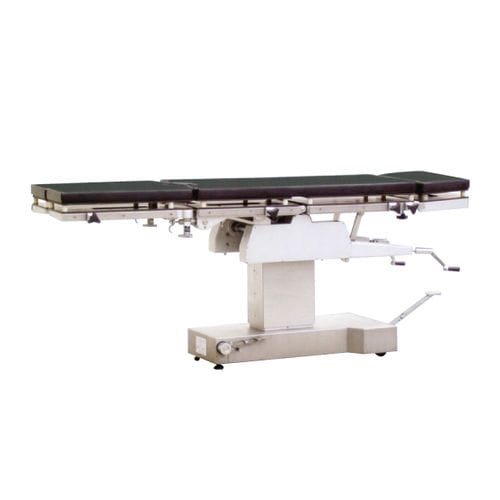 universal operating table / gynecological / urological / electric