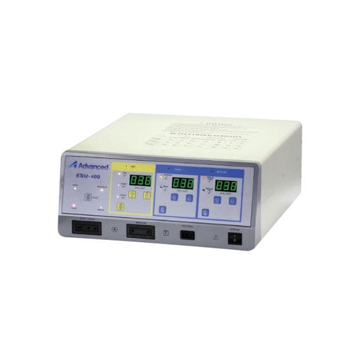 coagulation ultrasound surgical unit / with thermofusion