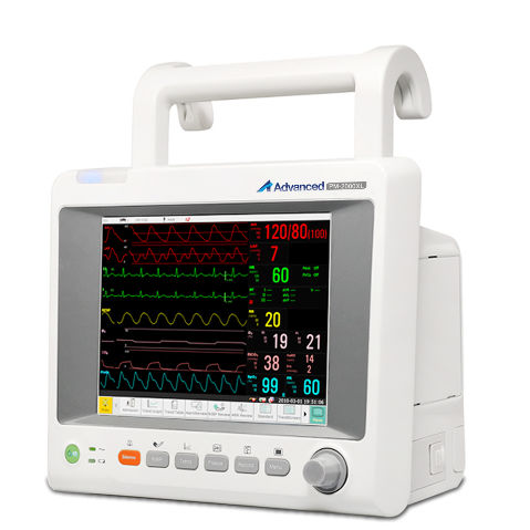 multi-parameter ECG monitor / TEMP / SpO2 / NIBP