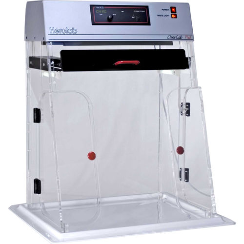 PCR laboratory workstation / benchtop / with crosslinker