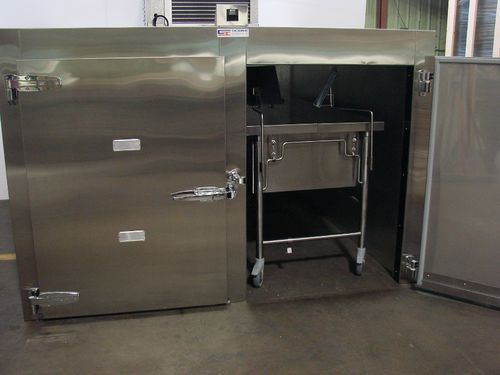 mortuary stretcher refrigerated mortuary cabinet