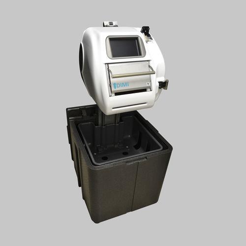 homecare dialysis machine / with hemodiafiltration