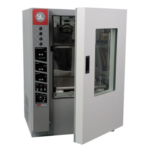 cell culture laboratory incubator / for bacteriology / floor-standing