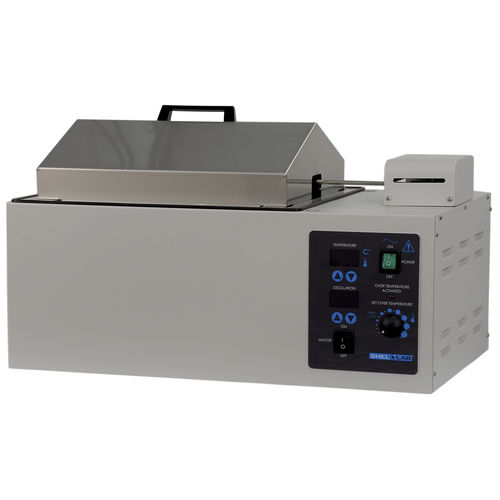 microprocessor-controlled water bath / shaking / benchtop
