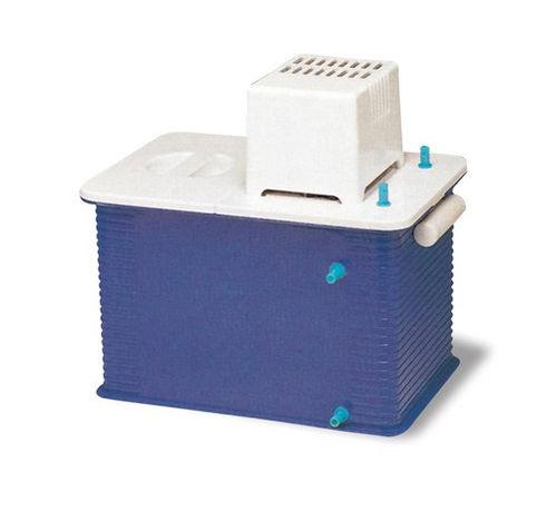 laboratory vacuum pump / for rotary evaporators / oil-free