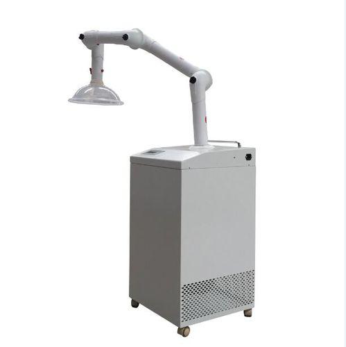 laboratory fume extractor / mobile