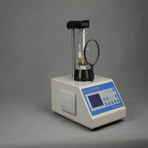 melting point tester / laboratory / tabletop / with built-in printer