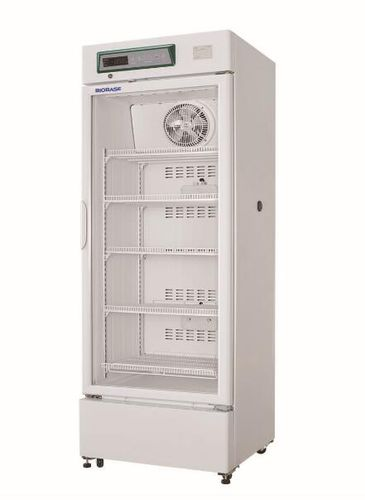 medical refrigerator / laboratory / for vaccines / cabinet