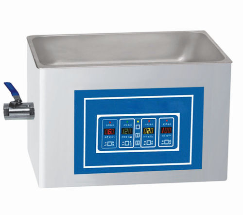 medical ultrasonic cleaner / dental / laboratory / compact