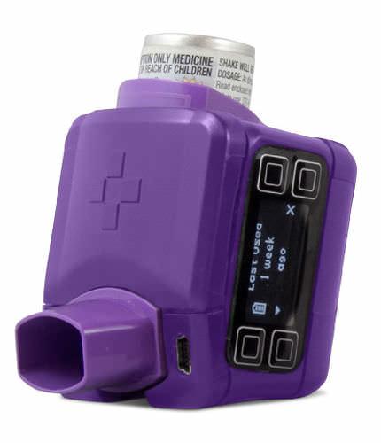 Bluetooth inhaler / with USB port