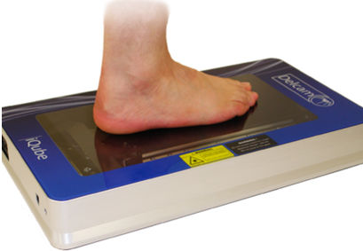orthopedic insole manufacturing CAD/CAM scanner