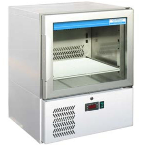 pharmacy refrigerator / undercounter / with automatic defrost / 1-door