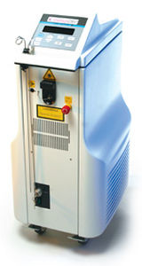 varicose vein treatment laser / Nd:YAG / trolley-mounted