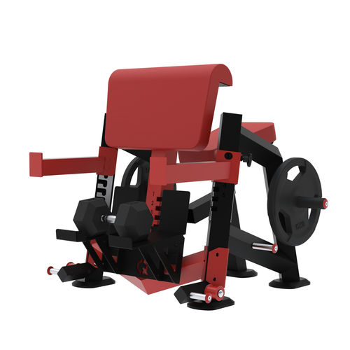 Larry Scott weight training bench
