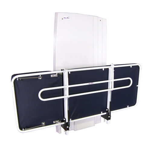 electric shower stretcher