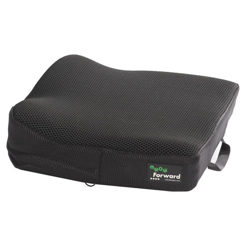 seat cushion / protection / for wheelchairs / visco-elastic