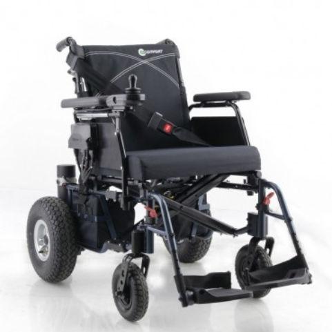 electric wheelchair / outdoor / indoor / folding