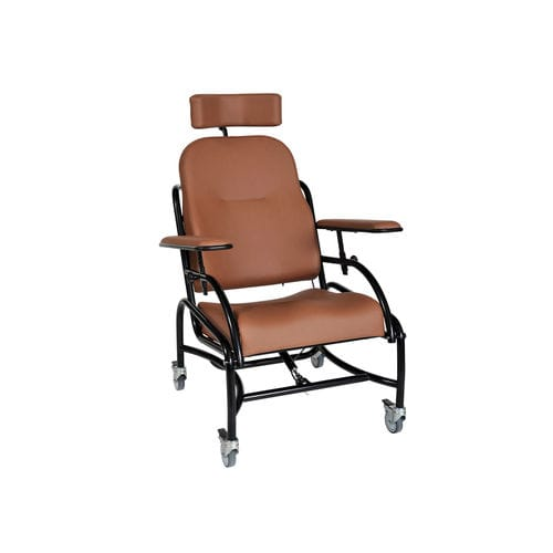 patient chair on casters